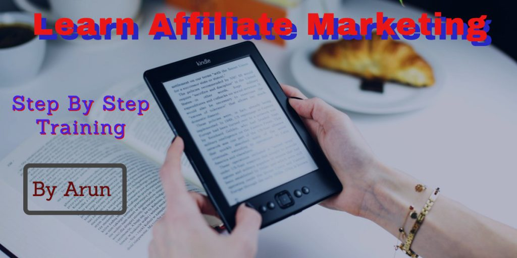 Learn Affiliate Marketing Step by Step