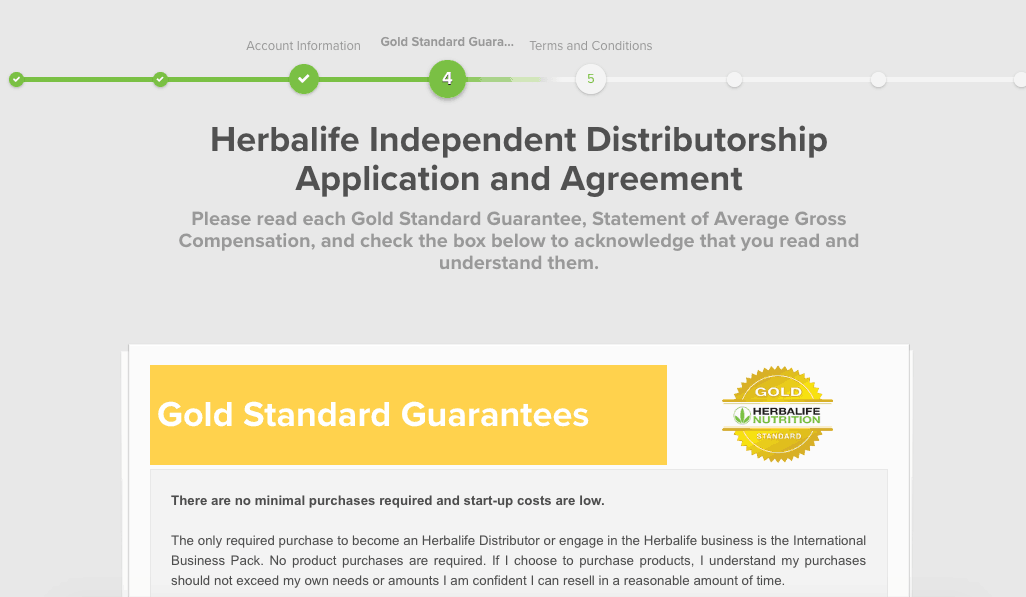 herbalife-independent-distributorship-agreemnt