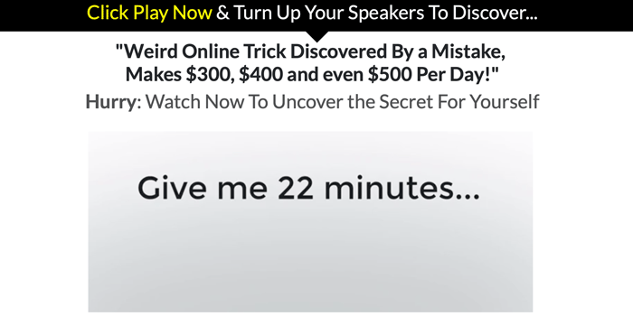 22-Minutes-To-Profits-Scam-Review